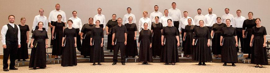 Oasis 2014 Choir
